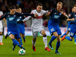 Steht dem VfB nicht zur Verfügung: Anastasios Donis