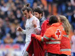 Wegen einer aufgebrochenen Verletzung fällt Gareth Bale weiter aus