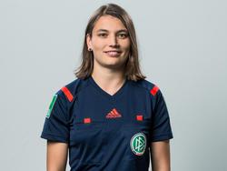 Angelika Söder leitet das Pokalfinale der Frauen
