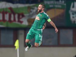 Steffen Hofmann trifft in der Europa League wie am Schnürchen