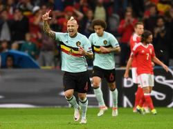 Radja Nainggolan hizo un gran encuentro ante Gales en la pasada Eurocopa. (Foto: Getty)