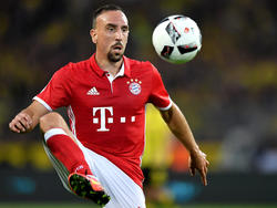 Franck Ribéry hat beim FC Bayern bis 2018 verlängert