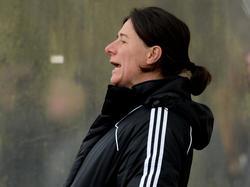 Verena Hagedorn war bislang Assistentin von Steffi Jones