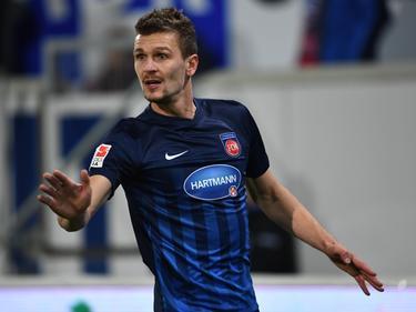 Mathias Wittek spielt seit 2011 für Heidenheim