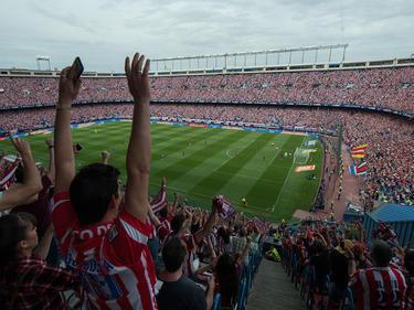 El estadio Vicente Calderón ya ha quedado para la historia. (Foto: Getty)