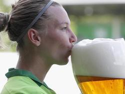 Zufrieden in Wolfsburg: Nationalspielerin Alexandra Popp