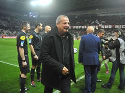 Rolland Courbis übernimmt als neuer Coach bei Stade Rennes