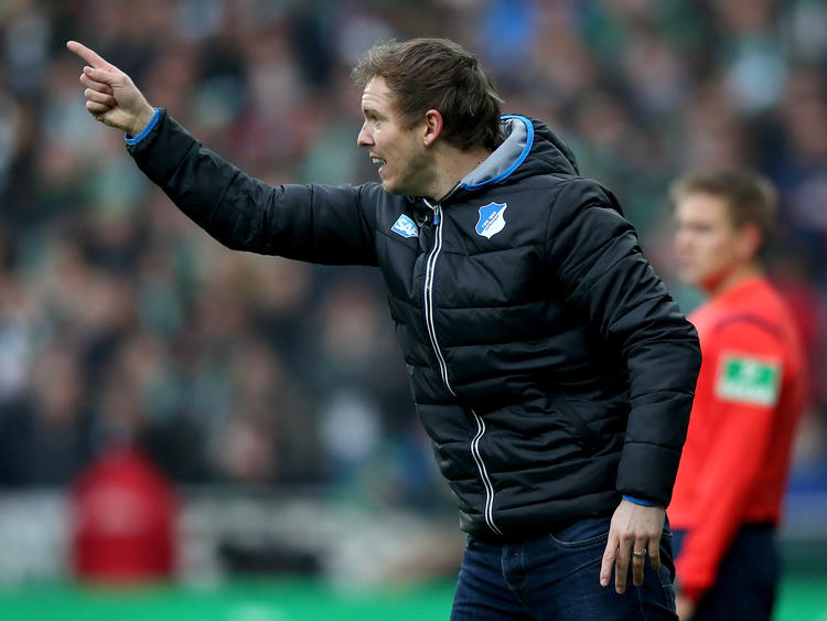 Gibt in Hoffenheim jetzt die Richtung vor: Julian Nagelsmann