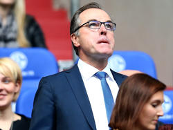 Clemens Tönnies ist (noch) Aufsichtsratschef des FC Schalke 04
