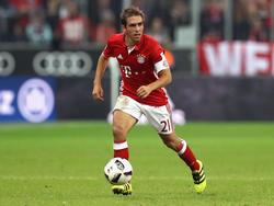 Philipp Lahm freut sich auf Atlético Madrid