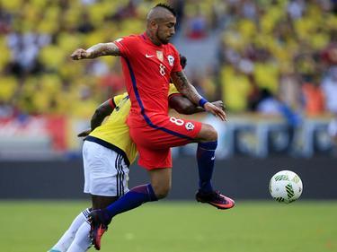 Vidal und Chile brauchen dringend Punkte für die WM-Quali