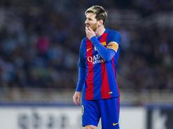 Lionel Messi und Co. stehen gegen Real vor dem Scheideweg