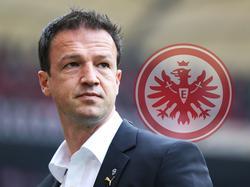 Fredi Bobic ist Vorstand Sport bei Eintracht Frankfurt