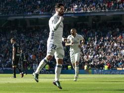 Isco avancierte für Real zum Matchwinner