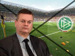 Der DFB streicht das DDV-Stadion aus der Bewerberliste