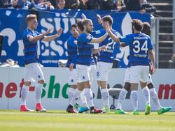 Der SV Darmstadt setzte sich gegen schwache Freiburger durch