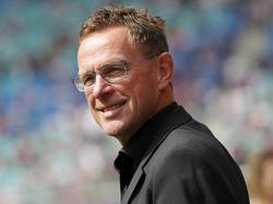 Ralf Rangnick bestätigte das große RB-Interesse an Bruma