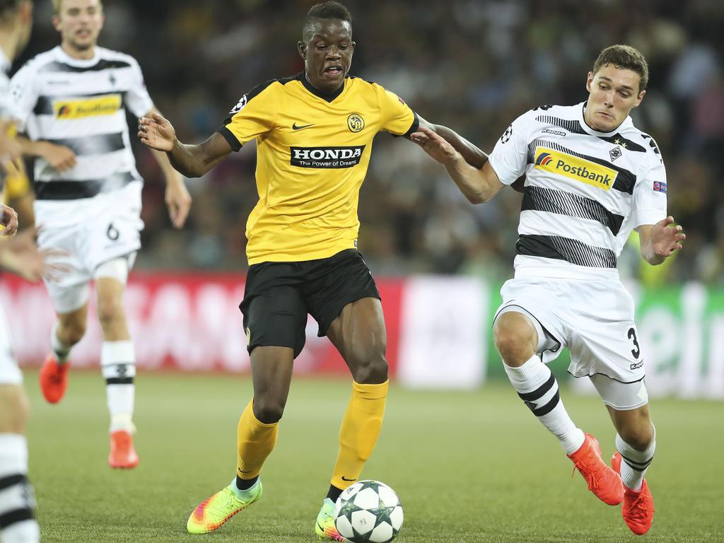 Gladbach holt Schweizer Nationalspieler Zakaria