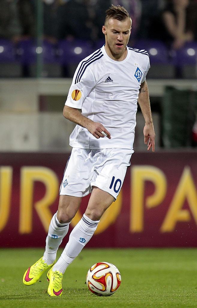 Andriy Yarmolenko (Dinamo Kiev)