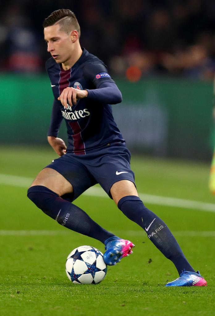 Julian Draxler (Paris Saint-Germain)