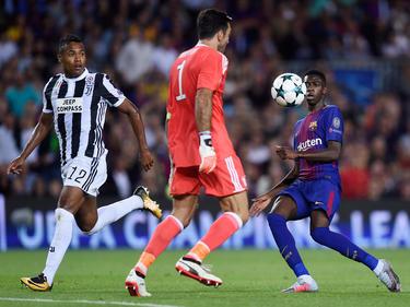 La Juventus viene de caer goleada en el Camp Nou. (Foto: Getty)