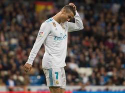Cristiano Ronaldo soll bei Real Madrid vor dem Abschied stehen
