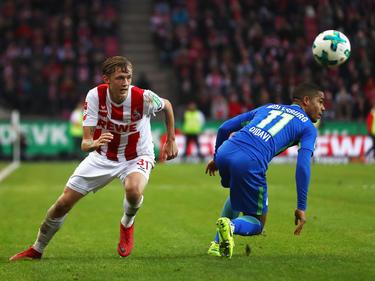 Köln holte gegen Wolfsburg den ersten Sieg der Saison