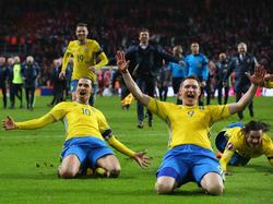 Die schwedische Nationalmannschaft testet noch drei Mal vor der EM in Frankreich