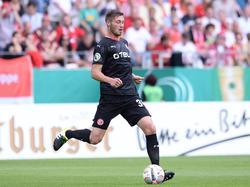 Christian Strohdiek läuft bald wieder für den SC Paderborn auf
