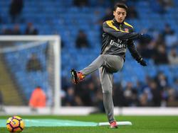Mesut Özil ist endlich wieder fit