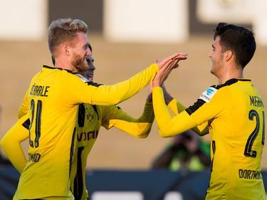 Starker BVB-Auftritt im Test gegen PSV