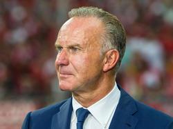 Karl-Heinz Rummenigge droht der FIFA