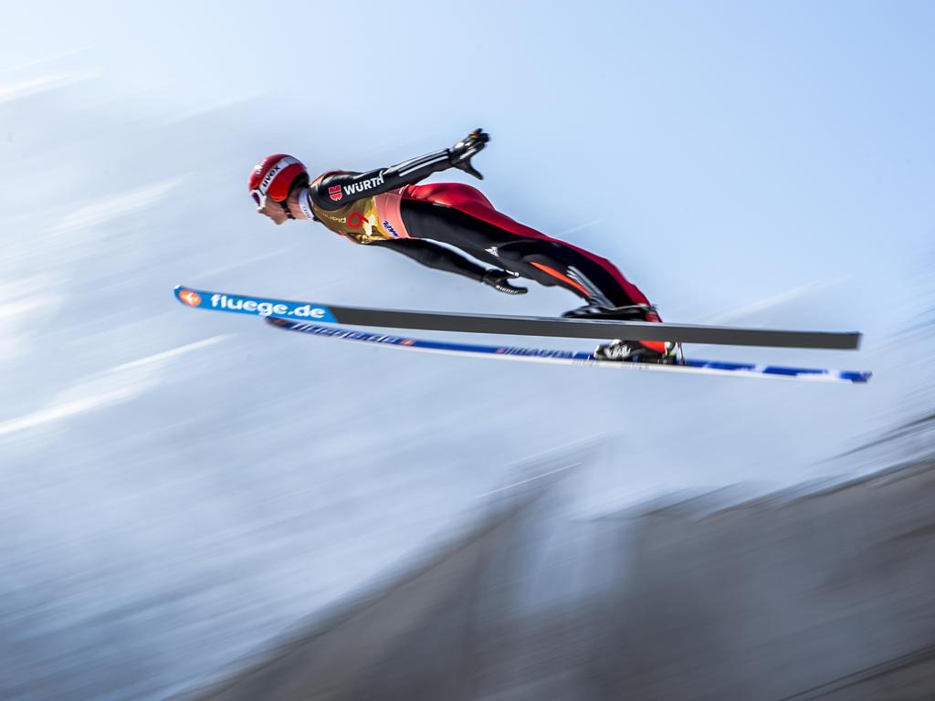 Die deutschen Ski-Adler segeln in Planica auf den zweiten Rang