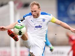 Gerrit Nauber konnte seit dem Pokal-Aus mit Lotte keinen Sieg mehr feiern