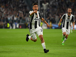Held des Abends in Turin: Paulo Dybala