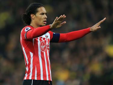 Virgil van Dijk will Southampton verlassen - offenbar um jeden Preis