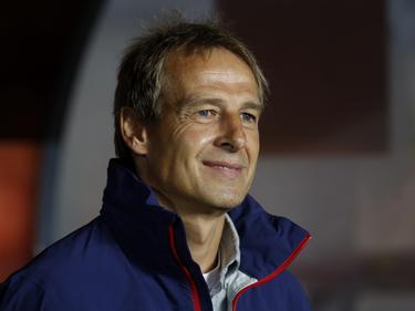 Jürgen Klinsmann hat die Arbeit des Deutschen Fußball Bundes gelobt