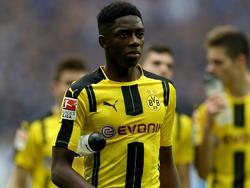 Ousmane Dembélé soll laut Michael Zorc auf jeden Fall in Dortmund bleiben