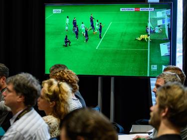 Ein Workshop für die Bundesligaklub soll beim Thema Videobeweis Klärung schaffen