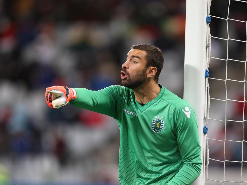 Primeira Liga News Portugal keeper Rui Patricio extends with
