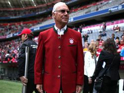 Franz Beckenbauer wünscht sich die Spanier als Gegner