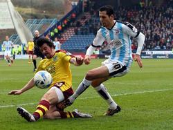 Karim Matmour (re.) wechselt zu den Löwen