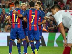 Im Camp Nou gibt wird es auch in der neuen Saison wieder einiges zu jubeln geben