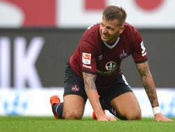 Guido Burgstaller wird den Verein nicht verlassen