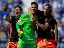 Nueva victoria del Valencia CF. (Foto: Getty)
