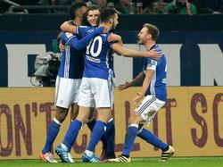 Schalke will seinen Siegeszug fortsetzen
