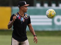 Gabriel Jesus zaubert ab sofort für Manchester City
