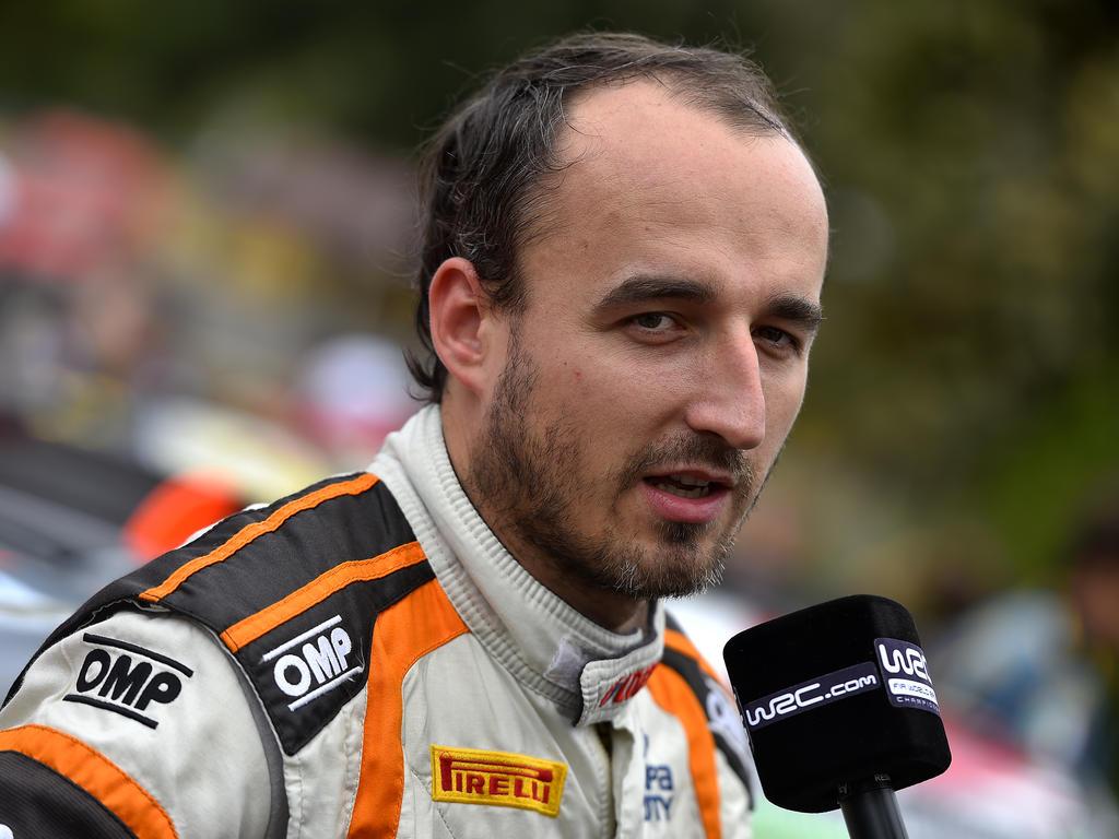 Robert Kubica will seine Formel-1-Karriere nicht endgültig aufgeben