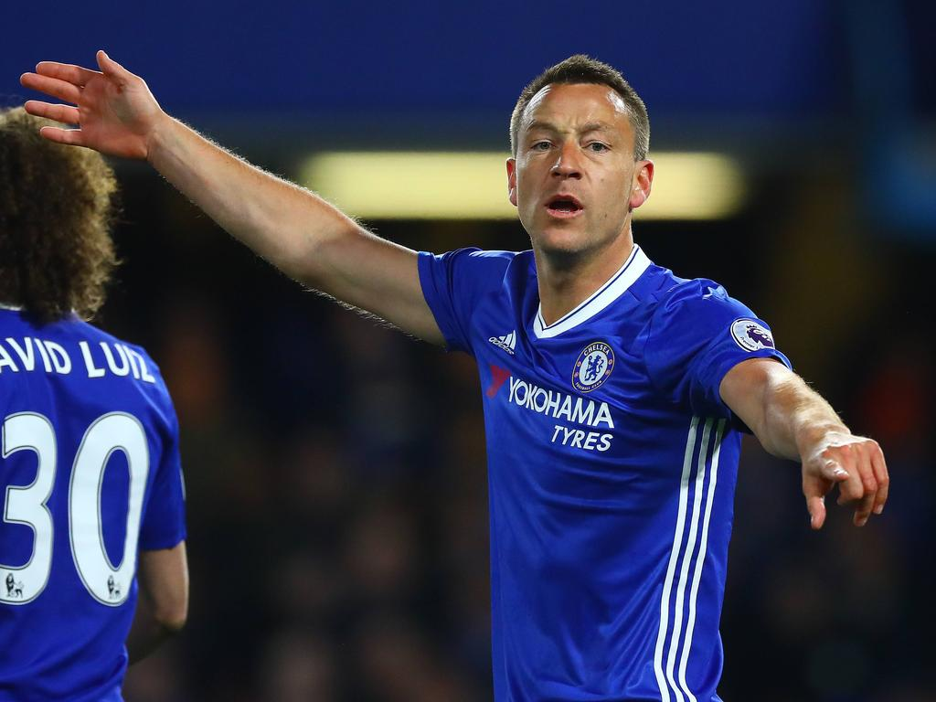 La leyenda del Chelsea John Terry. (Foto: Imago)