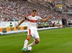 Florian Klein fixierte den Sieg gegen Nürnberg